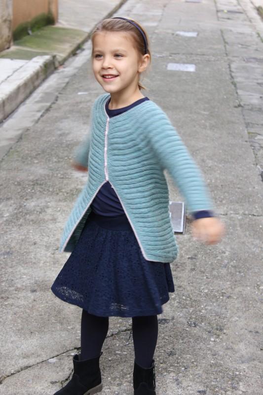 Gilet Ségur enfant